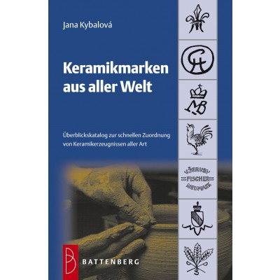Keramikmarken aus aller Welt, Auflage 2012