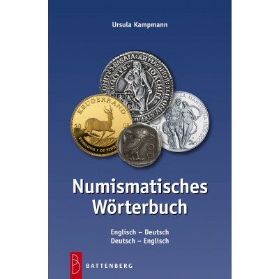 Numismatisches Wörterbuch, 1. Auflage 2012