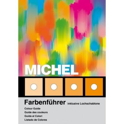 Farbenführer – in fünf Sprachen (dt, en, fr, es, it)