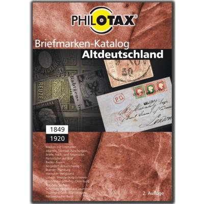 PHILOTAX DVD-Briefmarken-Katalog Altdeutschland Spezial