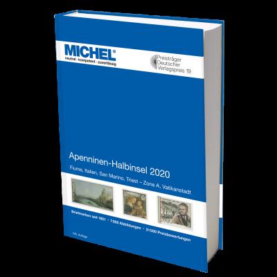 MICHEL Apenninen-Halbinsel 2020 (E 5)