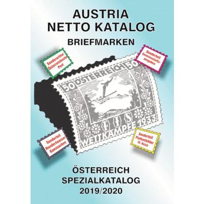 ANK-Spezialkatalog Briefmarken Österreich 2019/2020 - Digitalversion