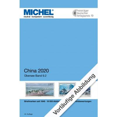 MICHEL China 2020 (Ü 9.1)