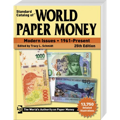 Standard Catalog of World Paper Money, Vol. 3 - Modern Issues 1961-Present