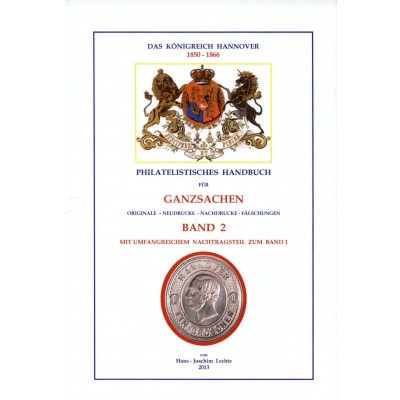 Hans Joachim Lechte: Das Königreich Hannover 1850-1866 - Band 2