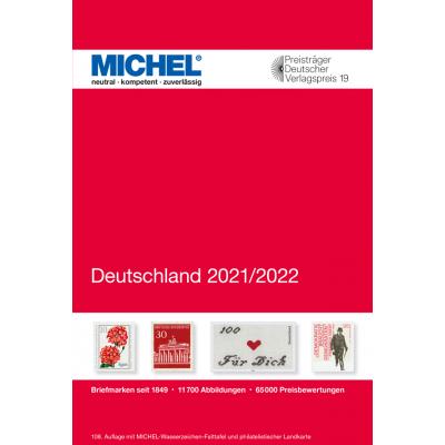 MICHEL Deutschland 2021/2022
