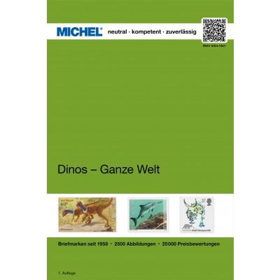 MICHEL Dinosaurier – Ganze Welt
