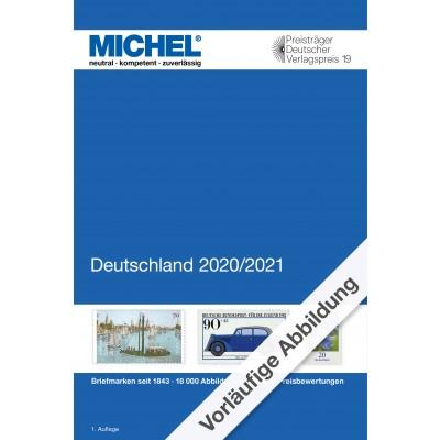 MICHEL Deutschland 2020/2021