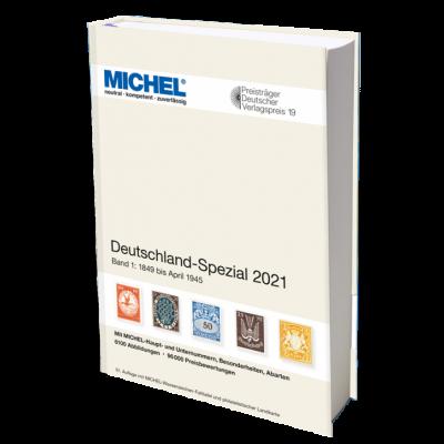 MICHEL Deutschland-Spezial 2021 – Band 1