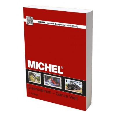 MICHEL Eisenbahnen - Ganze Welt 2017/2018