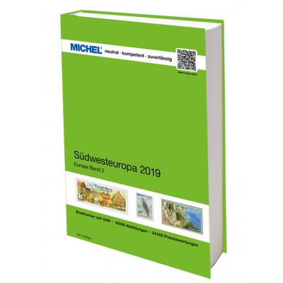 MICHEL Südwesteuropa 2019 (EK 2)