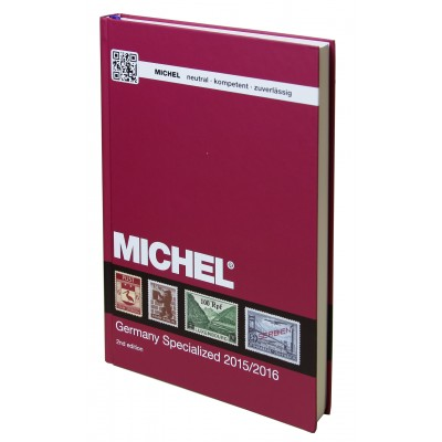 MICHEL Germany Specialized 2016, Vol. 2 – in English