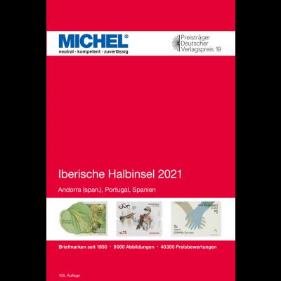 MICHEL Iberische Halbinsel 2021 (E 4)