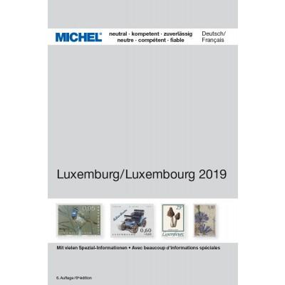 MICHEL Prifix Luxemburg-Spezial 2019