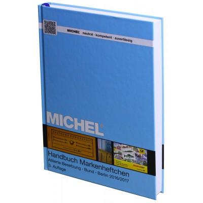 MICHEL Handbuch Markenheftchen Alliierte Besetzung/Bund/Berlin