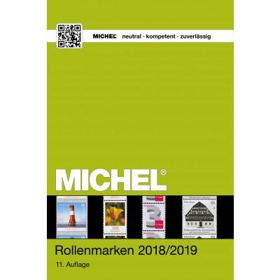 MICHEL Rollenmarken Deutschland 2019