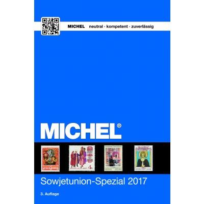MICHEL Sowjetunion-Spezial 2017