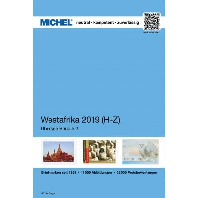 MICHEL Westafrika 2019 (ÜK 5.2) – Band 2 H-Z