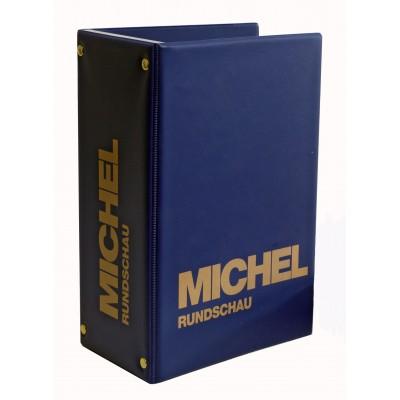 MICHEL Rundschau-Sammelmappe