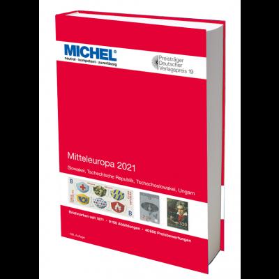 MICHEL Mitteleuropa 2021 (E 2)