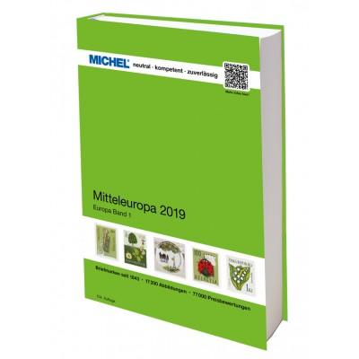 MICHEL Mitteleuropa 2019 (EK 1)