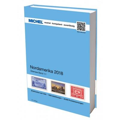 MICHEL Nordamerika 2018 (ÜK 1.1)