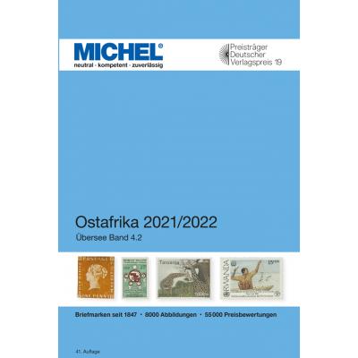 MICHEL Ostafrika 2021/2022