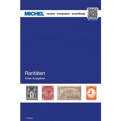 MICHEL Raritäten. Erstausgaben aus allen Ländern