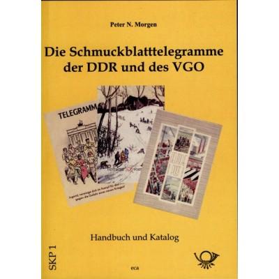 Peter N. Morgen: Die Schmuckblatttelegramme der DDR und des VGO