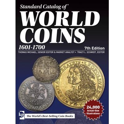 Standard Catalog of World Coins 1601 – 1700