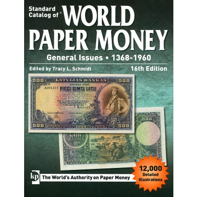 Standard Catalog of World Paper Money, Vol. 2 - General Issues 1368-1960