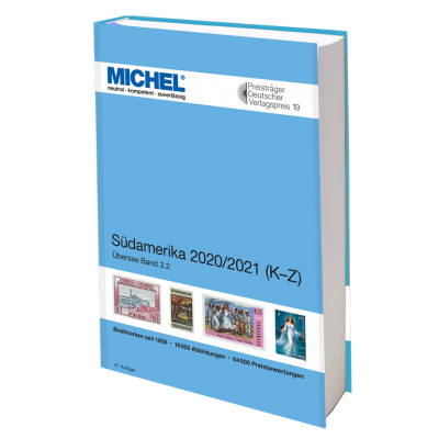 MICHEL Südamerika 2020/2021 (Ü 3.2) – Band 2 K-Z