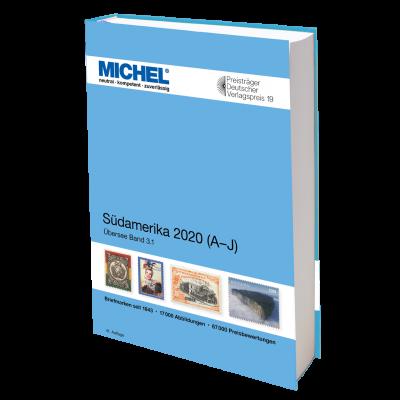 MICHEL Südamerika 2020 (Ü 3.1) – Band 1 A-J