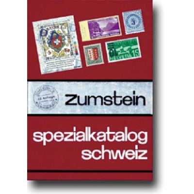 Zumstein Schweiz Spezialkatalog Band 2 Ausgabe 2000