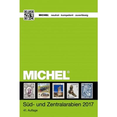 MICHEL Süd- und Zentralarabien 2017 (ÜK 10.2)