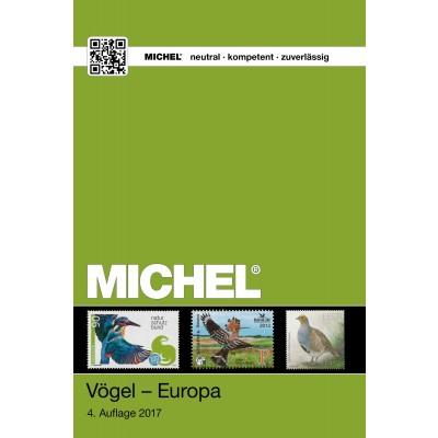 MICHEL Vögel Europa 2017