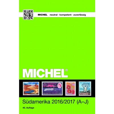 MICHEL Südamerika 2016/2017 (ÜK 3/1) – Band 1 (A-J)