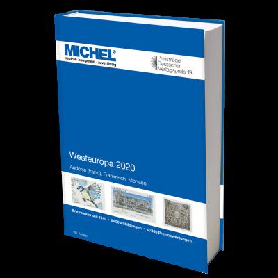 MICHEL Westeuropa 2020 (E 3)