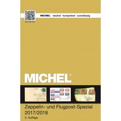 Zeppelin- und Flugpost-Spezial 2017/2018