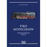 Piko Modellbahn - Triebfahrzeuge Spur N, 1. Auflage 2009