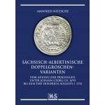Sächsisch-Albertinische Doppelgroschen-Varianten, 1. Auflage 2010