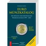 Euro Münzkatalog: Die Münzen der Europäischen Währungsunion 1999 - 2021