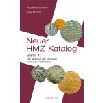 Neuer HMZ-Katalog, Band 1: Die Münzen der Schweiz – Antike bis Mittelalter