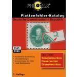 PHILOTAX Gedruckter Plattenfehler-Katalog DDR 1949 - 1990