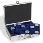 Leuchtturm Münzkoffer Cargo S6 für 120 Münzen bis 41 mm