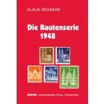 """MICHEL Katalog """"Die Bautenserie 1948"""""""