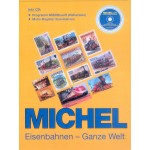 MICHEL Eisenbahnen  – Ganze Welt 2007/2008 mit CD