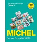 MICHEL Europa Band 5 - Nordeuropa 2007/2008 (in Englisch)