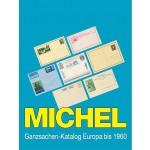 MICHEL Ganzsachen-Katalog Europa bis 1960 (Ost und West)