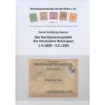 Bernd Romberg-Riemer: Der Nachbarortsverkehr der Deutschen Reichspost 1.4.1900-5.5.1920